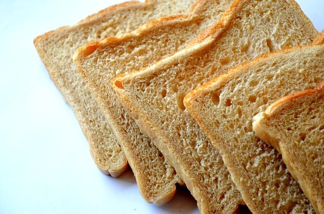 beneficios del pan tostado