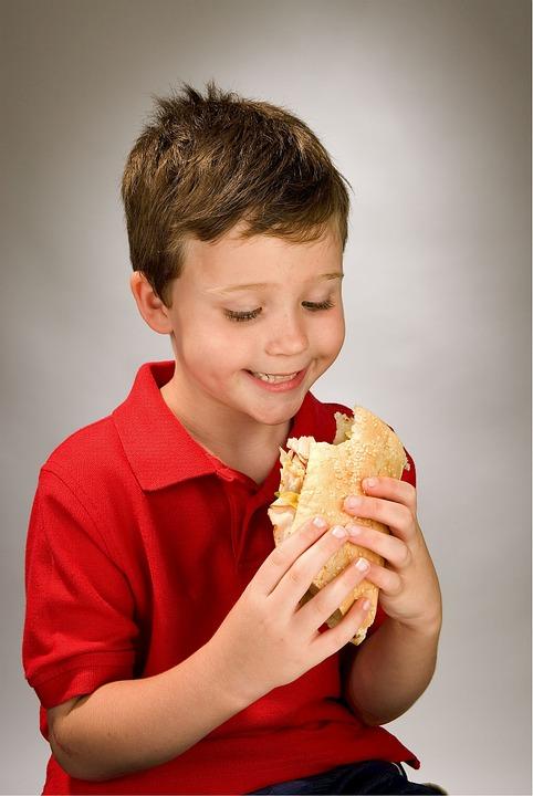 merienda con pan