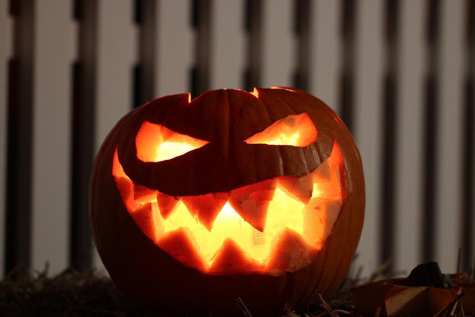 pan recetas halloween