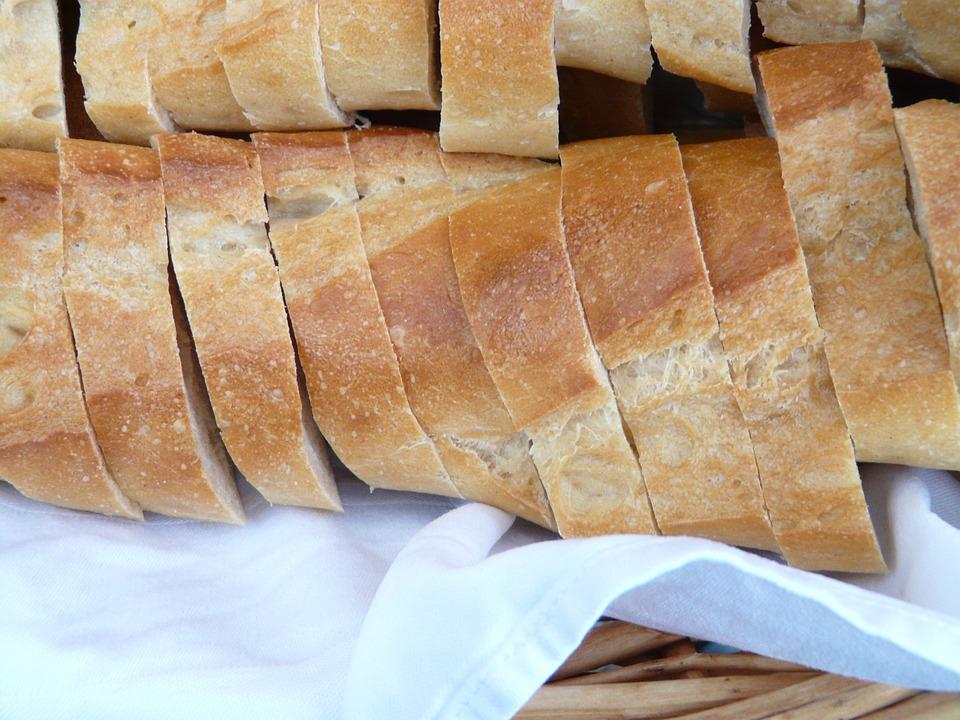 cortar pan