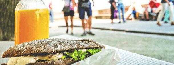 El pan y el deporte